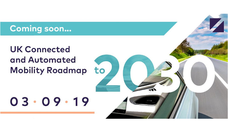 Launch of the UK Connected and Automated Mobility Roadmap to 2030