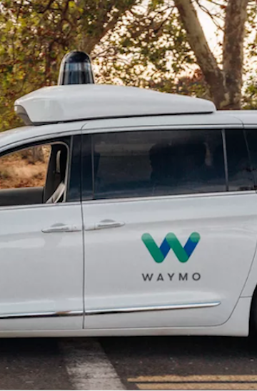 Waymo announces completely driverless vehicles