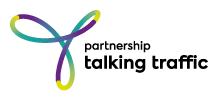 logo Talking Traffic