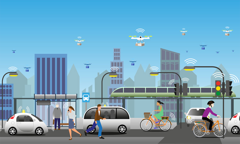 Is the future for connected vehicles uncertain?