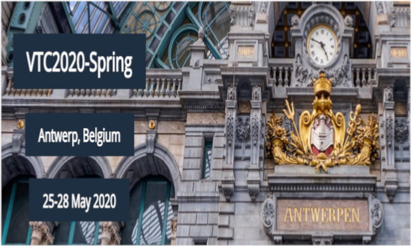 91th Vehicular Technology Conference: VTC2020-Spring