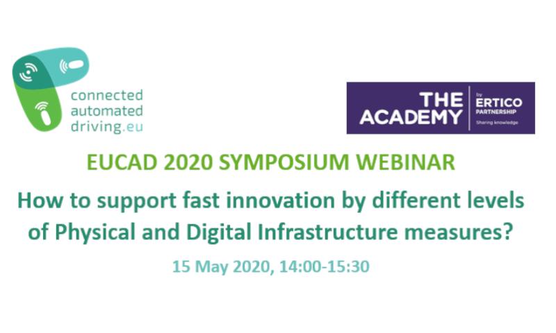 EUCAD 2020 Symposium – Webinar