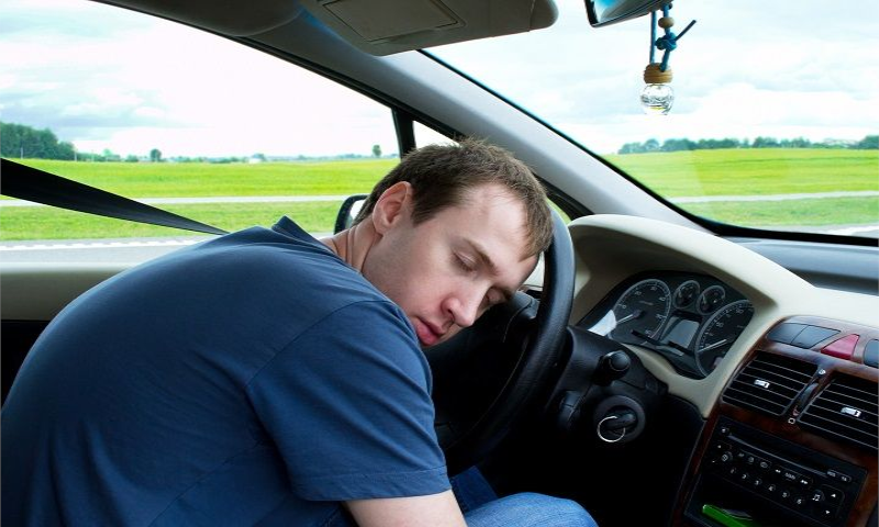 Are you willing to sleep in your self driving car?