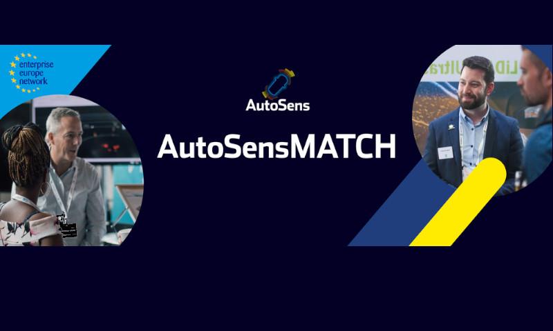AutoSensMATCH – Matchmaking around the future of ADAS and autonomous vehicles