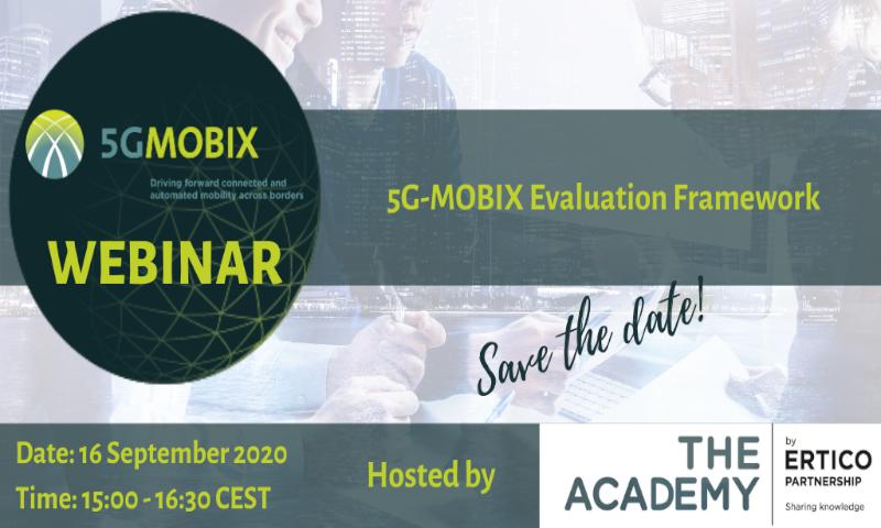 5G MOBIX Evaluation Framework: Webinar no. 4