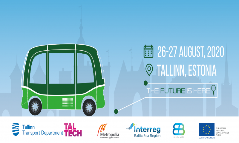 The Future of Autonomous Transport in Baltic Sea Region conference
