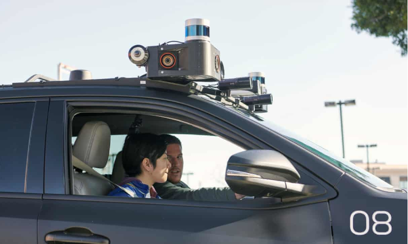 Self-driving cars on UK roads