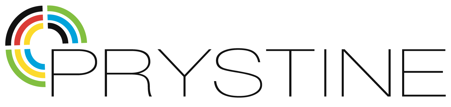 logo PRYSTINE