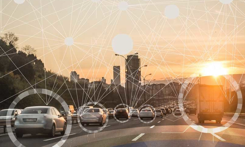 Can the impacts of connected and automated vehicles be predicted?